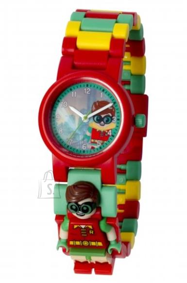LEGO Clictime Batman Movie käekell Robin