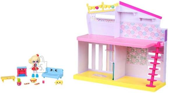 Shopkins Happy Places nukumaja
