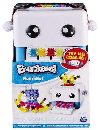 Spin Master Bunchems Bunchbot