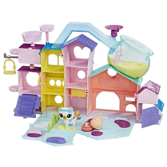 Littlest Pet Shop mängukomplekt maja