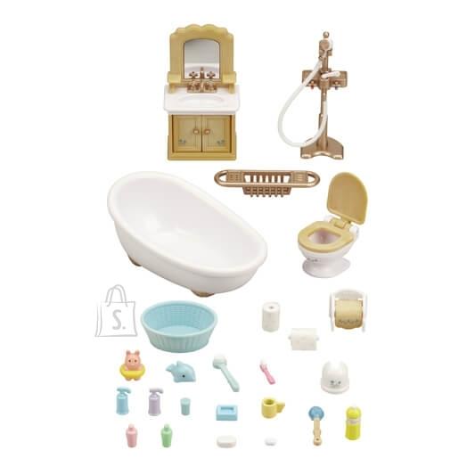 Sylvanian Families vannitoa mööbel