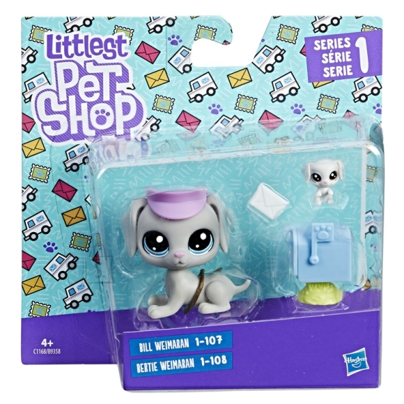 Littlest Pet Shop lemmikloomade komplekt