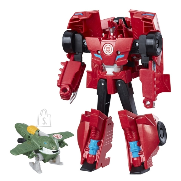 Transformers mängukomplekt transformeeruvad sõidukid