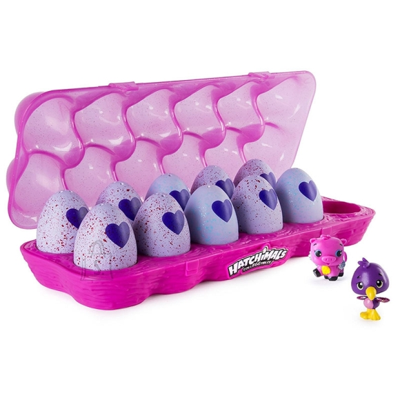 Hatchimals Spin Master Colleggtibles minifiguurid