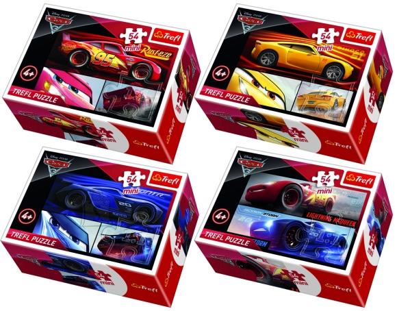 TREFL MINI Pusle 54 Cars