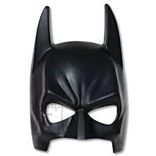 Rubies Batmani mask