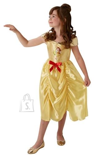 Rubies Belle kostüüm M suurus 5-6 aastastele