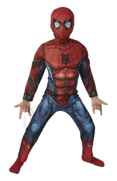 Rubies Spidermani kostüüm L suurus 7-8 aastastele
