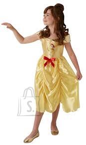 Rubies Belle kostüüm L suurus (7-8 aastastele)