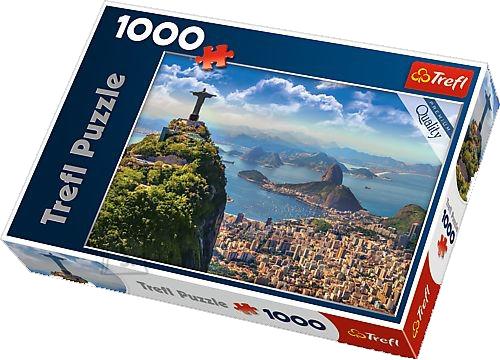 Trefl pusle Rio 1000 tk