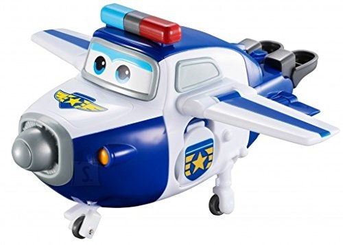 Super Wings transformeeruv Paul 6.5 cm