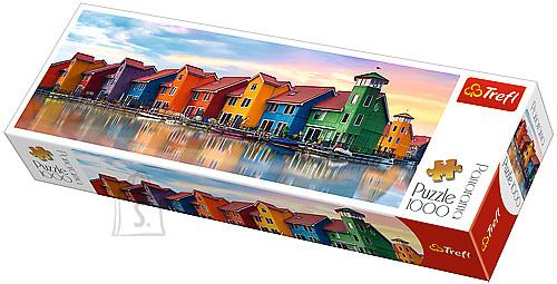 Trefl panoraampusle Groningen 1000 tk
