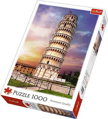 Trefl pusle Pisa torn 1000 tk