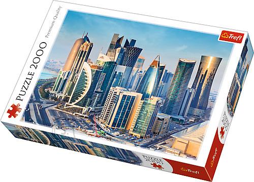 Trefl pusle Qatar 2000 tk