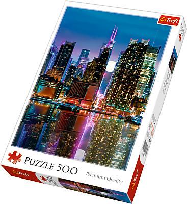Trefl pusle Manhattan 500 tk