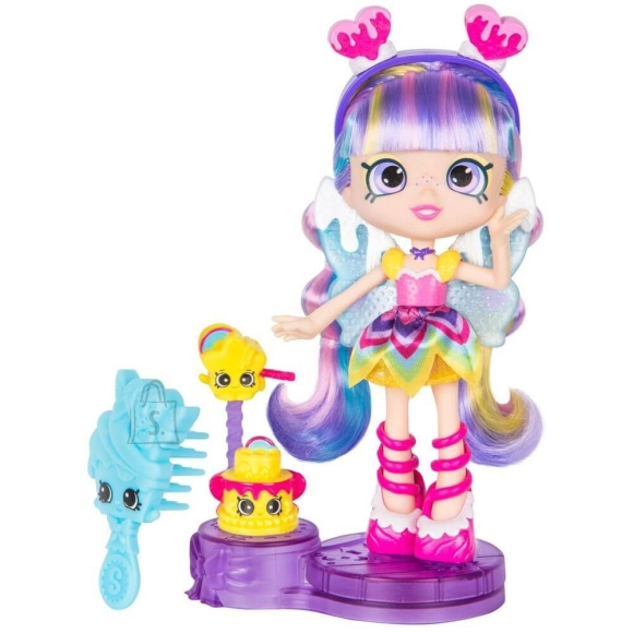 Shopkins Join the Party poetirtsude tüdrukud