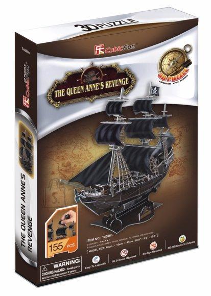 CubicFun 3D pusle The Queen Anne's Revenge