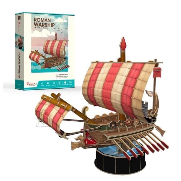 CubicFun 3D pusle Rooma sõjalaev