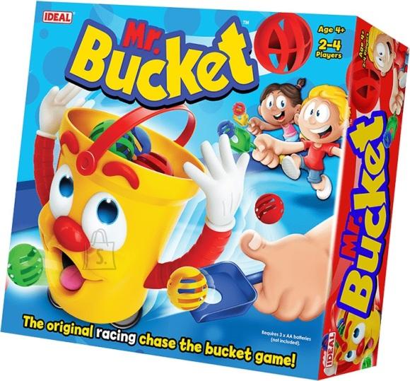 John Adams mäng Mr Bucket