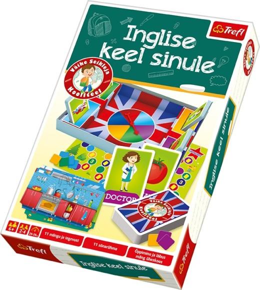 Trefl haridusmäng Inglise keel Sinule
