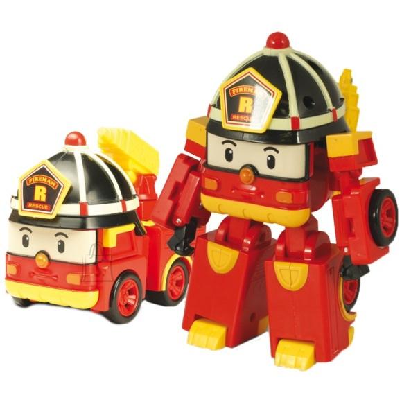 Robocar Poli robot Roy