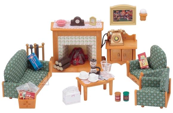 Sylvanian Families luksuslik elutoamööbel