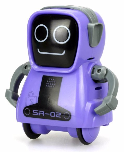 Silverlit mini robot Pokibot SR-02