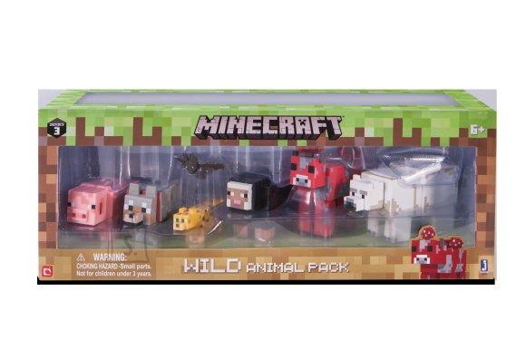 Minecraft Jazwares loomade komplekt
