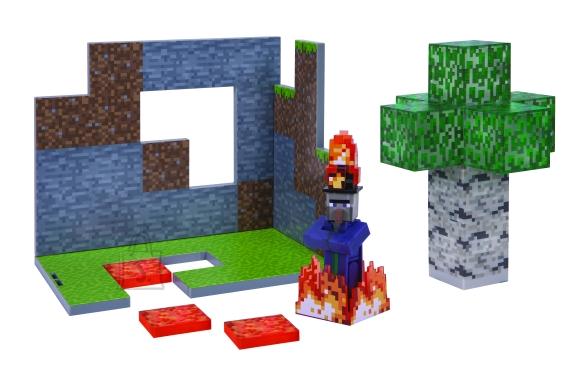 Minecraft Jazwares Bioomide komplekt