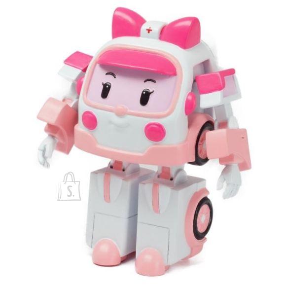 Robocar Poli valgustusega transformer-robot Amber