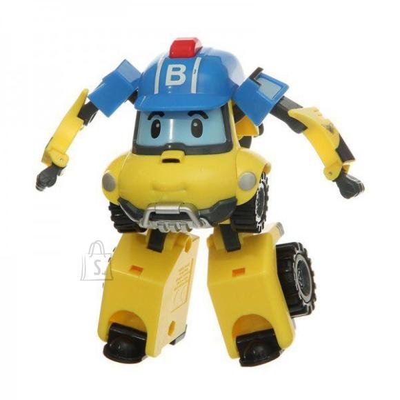 POLI ROBOCAR Transformeeruv robot (Bucky)