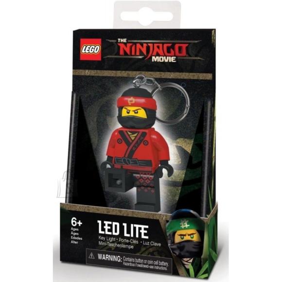 LEGO IQ LED-tuledega võtmehoidja Ninjago Kai