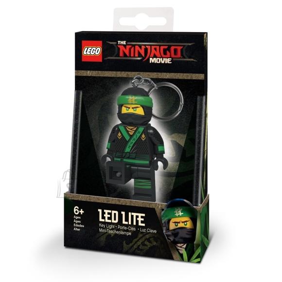 LEGO IQ LED-tuledega võtmehoidja Ninjago Lloyd