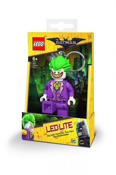 LEGO IQ LED-tuledega võtmehoidja Joker