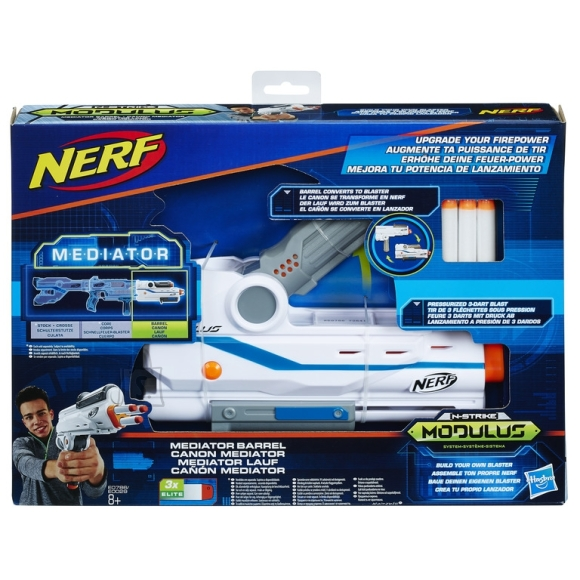 Nerf Hasbro Modulus Mediator mängurelva lisapikendus