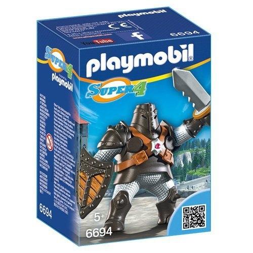 Playmobil Super 4 minifiguur Must Collosus