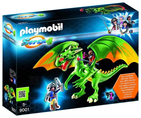 Playmobil Super 4 mängukomplekt Draakon