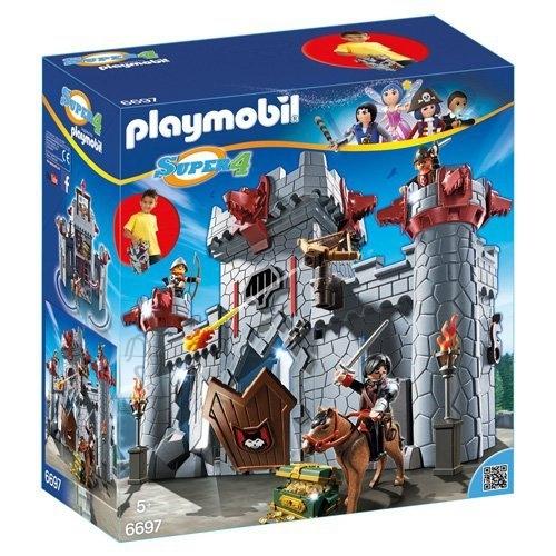 Playmobil Super 4 Must Baroni kindlus