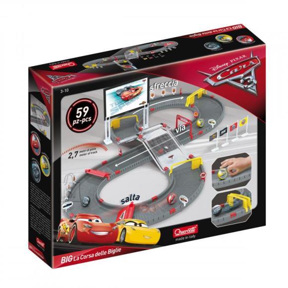 Quercetti võistlusrada Cars 3