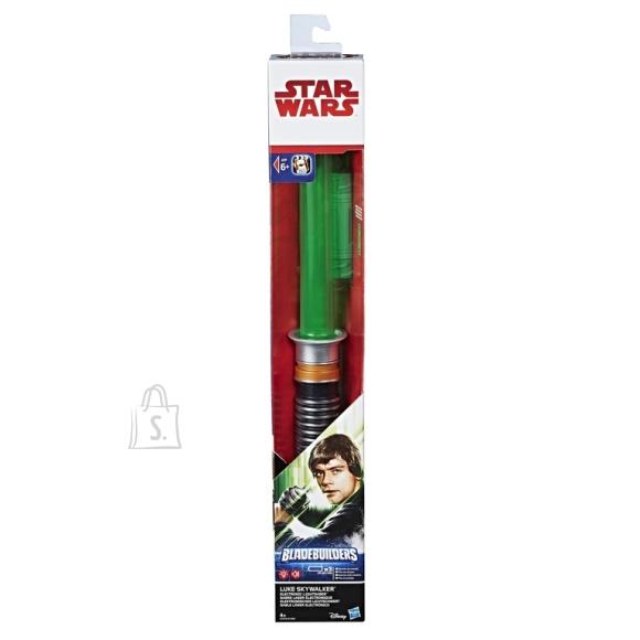 Star Wars Hasbro Bladebuilders elektrooniline valgusmõõk