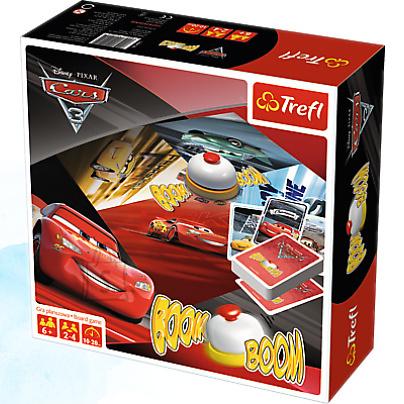 Trefl lauamäng Cars 3: Boom Boom