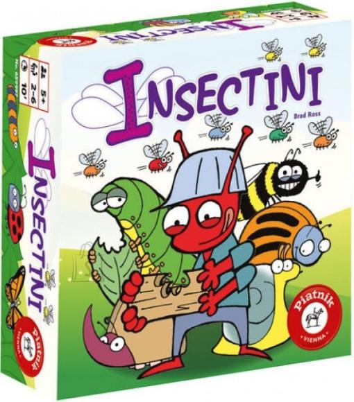 Piatnik lauamäng Insectini