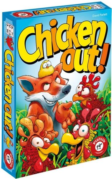 Piatnik lauamäng Chicken Out