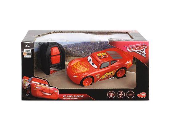 "SIMBA CARS 3 R/C Sõiduk ""Lightning McQueen"""