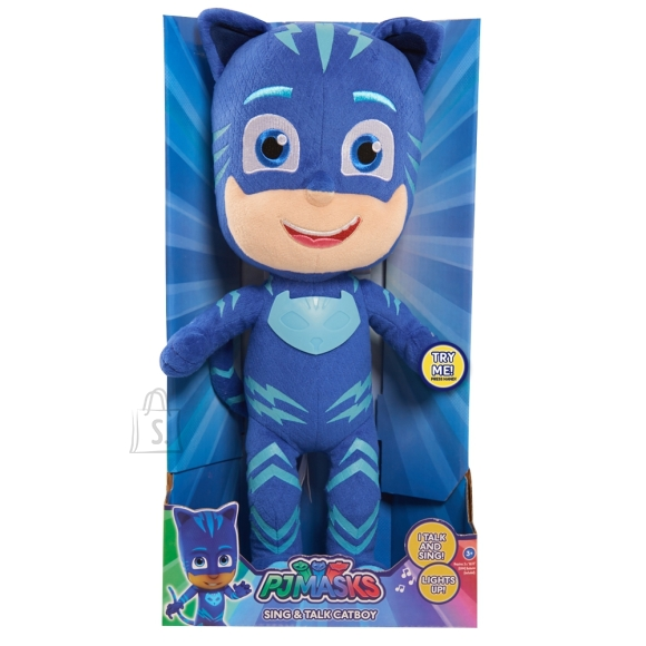 Just Play PJ Masks pehme superkangelane, 36 cm
