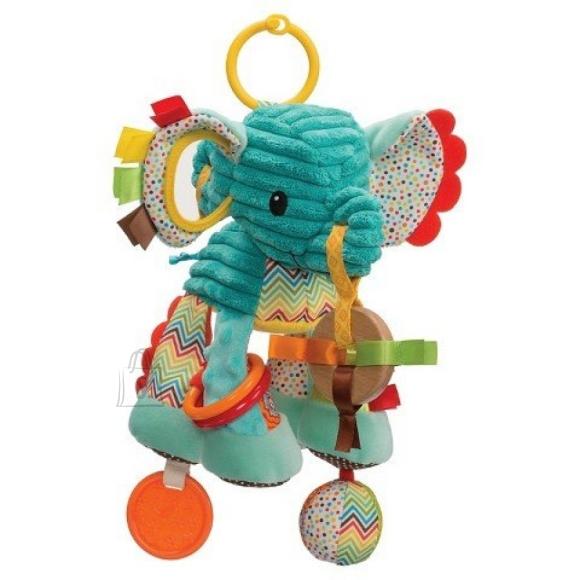 Infantino pehme kõrin Elephant
