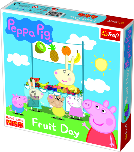 Peppa Pig lauamäng Fruit Day