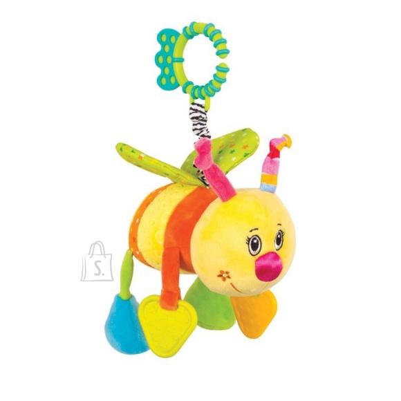 "Happy Snail riputatav mänguasi ""Mesilane"""