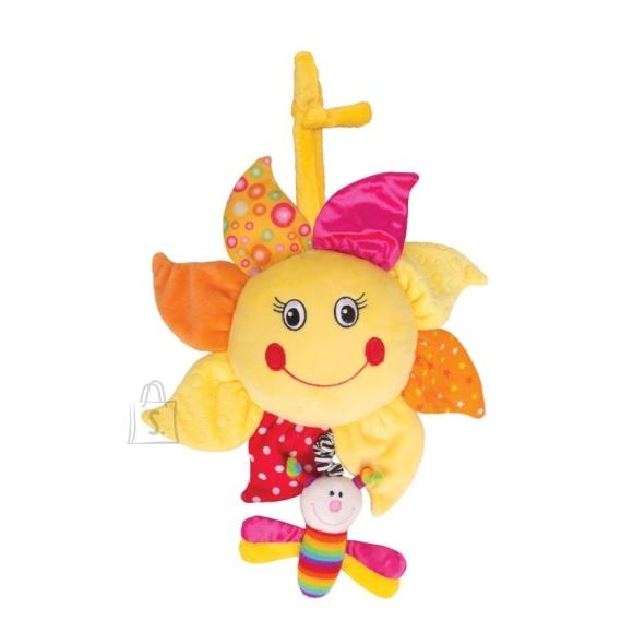 """Happy Snail muusikaga riputatav mänguasi """"Päevalill"""""""