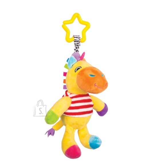 Happy Snail riputatav mänguasi Giraffe Spot